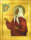 St. Matrona the Blind of Moscow